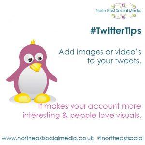 Social Media North East, Twitter Tip 8